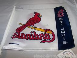 1 St. Louis Cardinals MLB Team Logo Auto Truck Car Flag