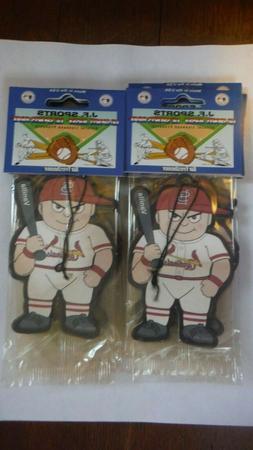 12 Pack -MLB St. Louis Cardinals Lil Sports Brat Player Air