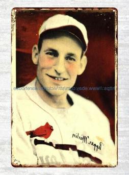 1936 Pepper Martin St. Louis Cardinals baseball player metal