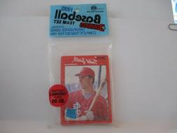 1990 Donruss St. Louis Cardinals Team Set