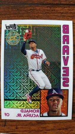 2019 Topps Series 1 Silver Pack Chrome Refractor T84- 1-50 c