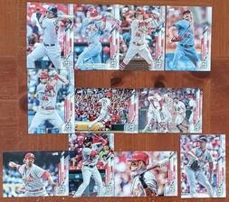 2020 Topps Series 1 & Series 2 - St. Louis Cardinals Team Se
