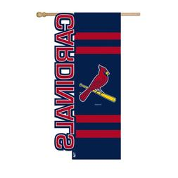Team Sports America Applique St Louis Cardinals Sculpted Hou