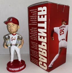 Chris Carpenter St Louis Cardinals Retirement Bobblehead w/