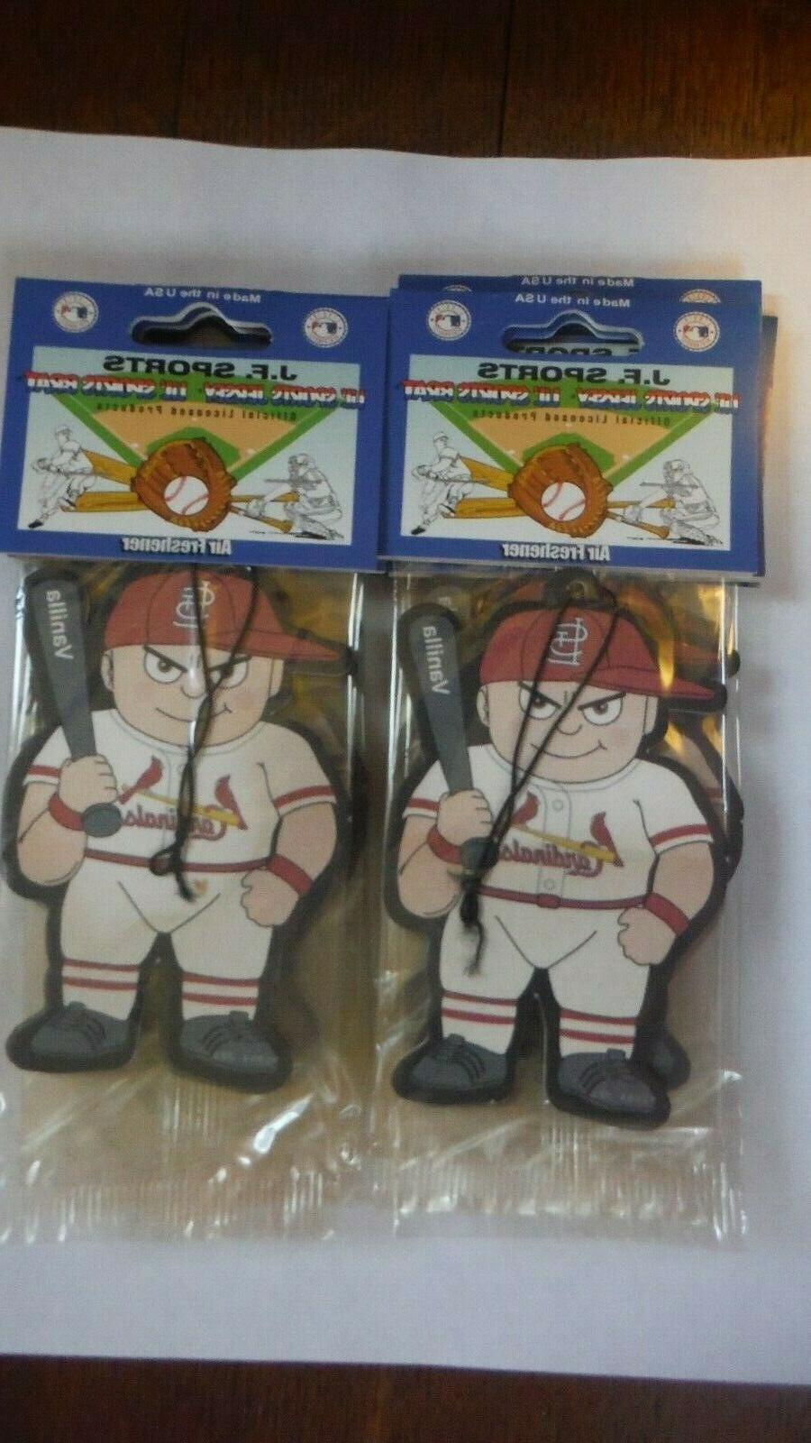 12 Pack -MLB Louis Cardinals Sports Brat Player