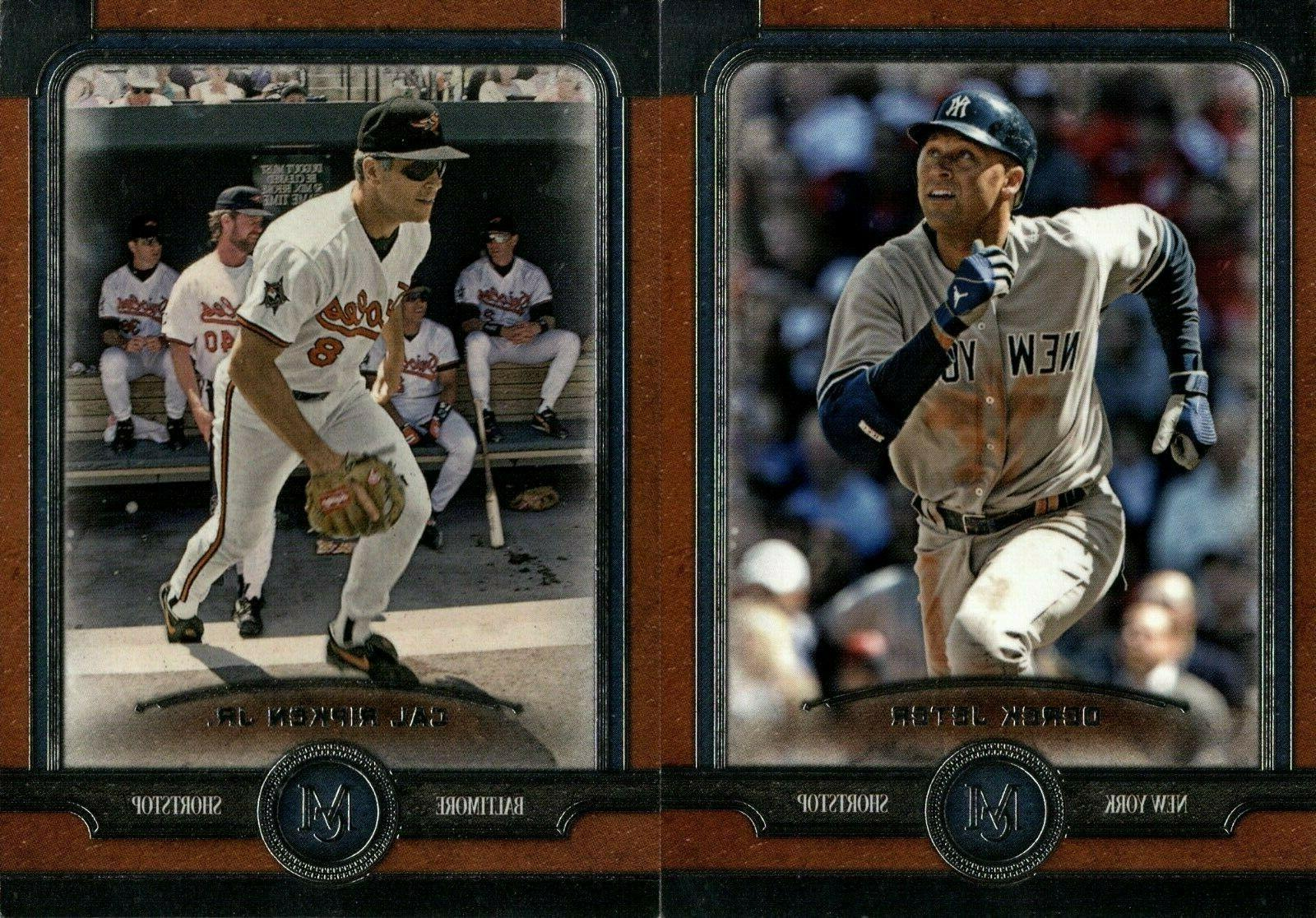 2019 topps museum collection copper singles w