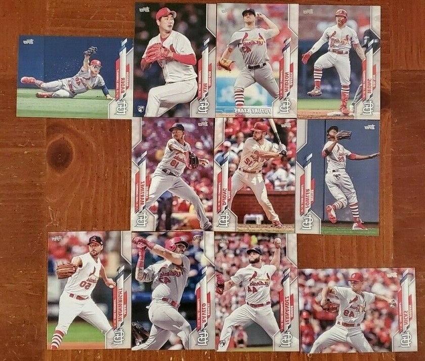 & Series 2 St. Cardinals Set 22