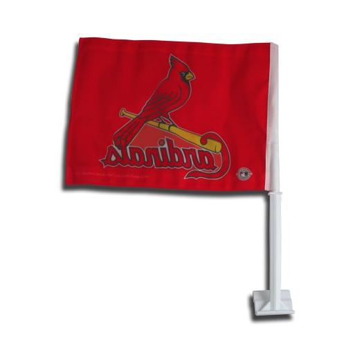 Rico Industries St. Louis Cardinals Car Flag