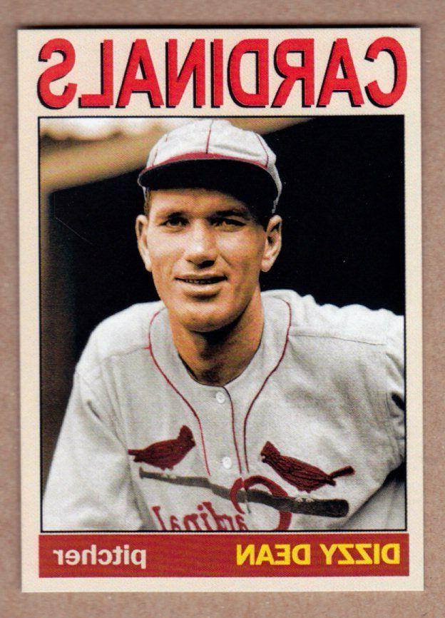 dizzy dean 34 st louis cardinals monarch
