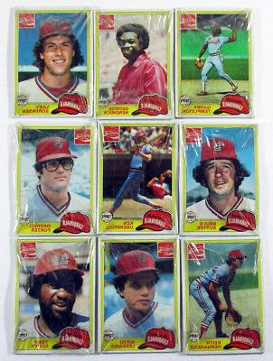 Lot Topps Coca Sealed
