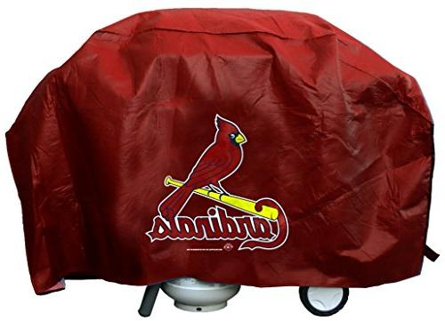 louis cardinals mlb grill cover