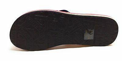 Quiksilver Cardinals Flop Sandals Size 11