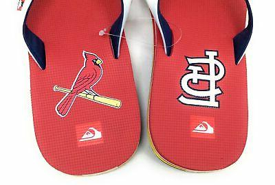 Quiksilver Mens Cardinals MLB Sandals 11 M