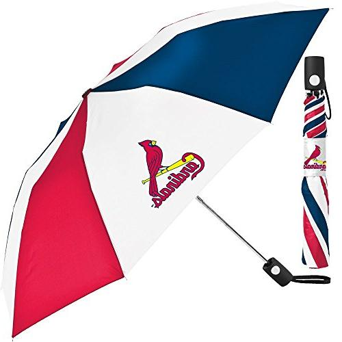MLB Travel Umbrella St. Louis Cardinals 3 Colors By McArthur