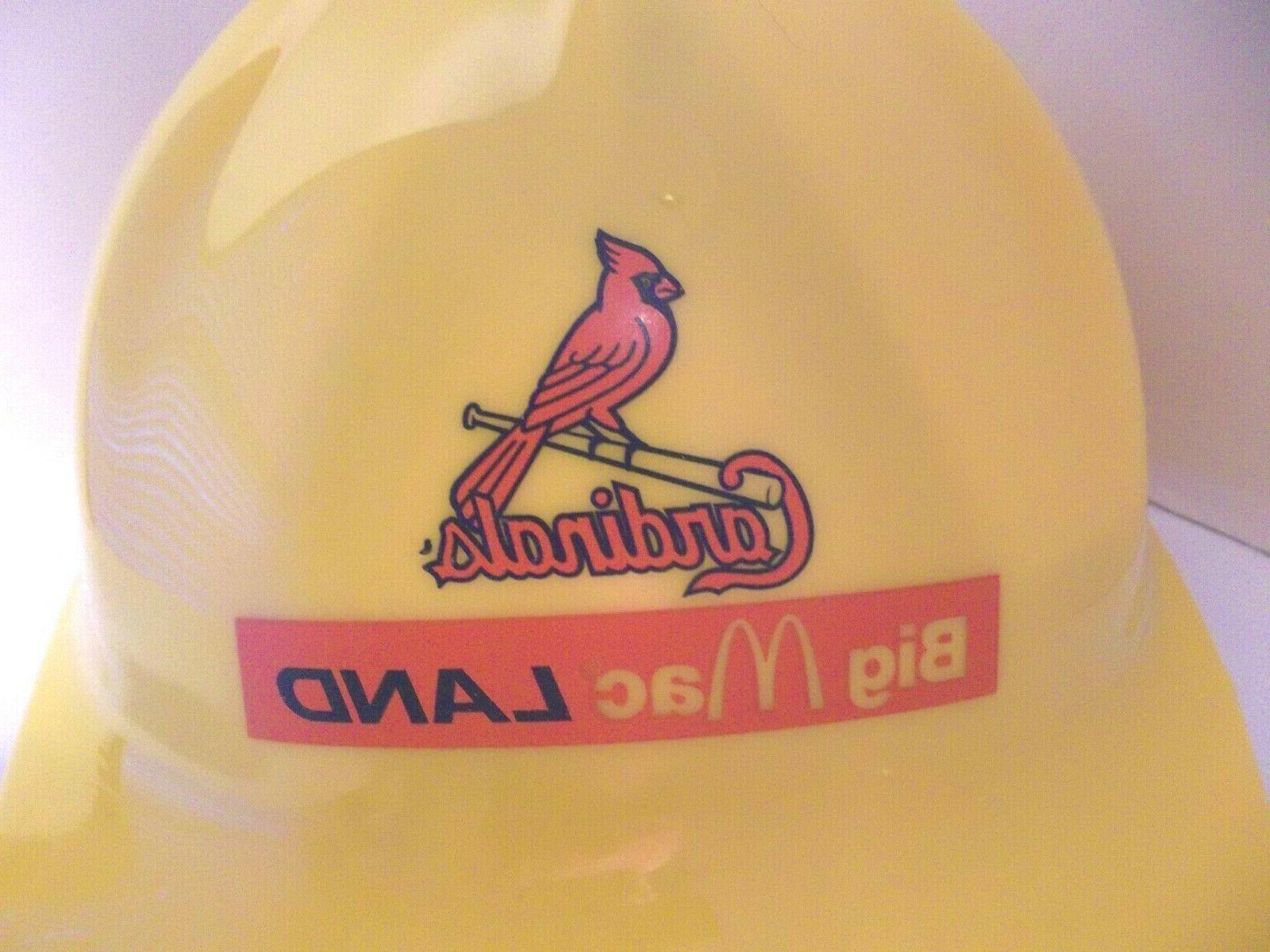 NEW St. BIG MAC Hard Hat Busch Souvenir