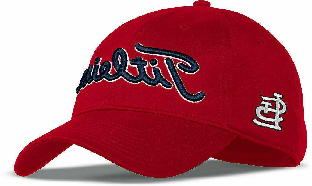 new golf mlb performance hat adjustable st