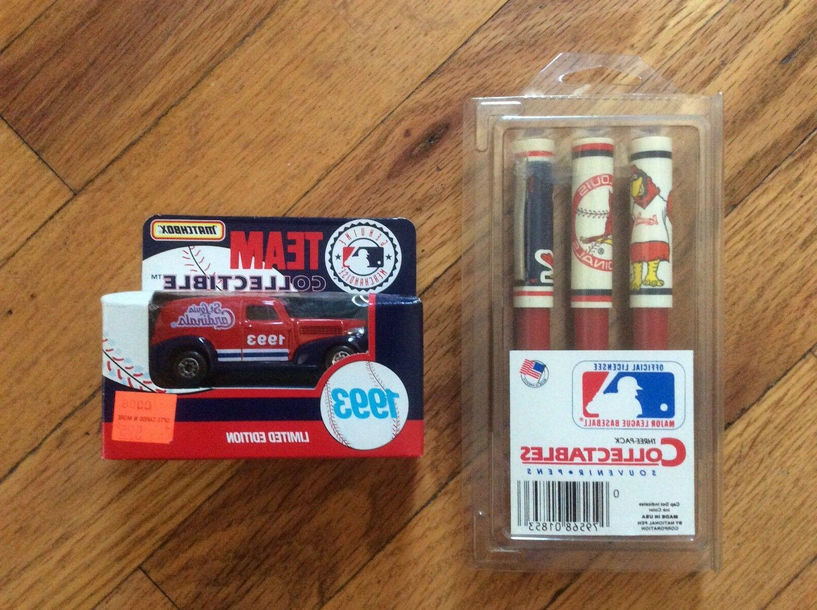 new lot of 2 st louis cardinals
