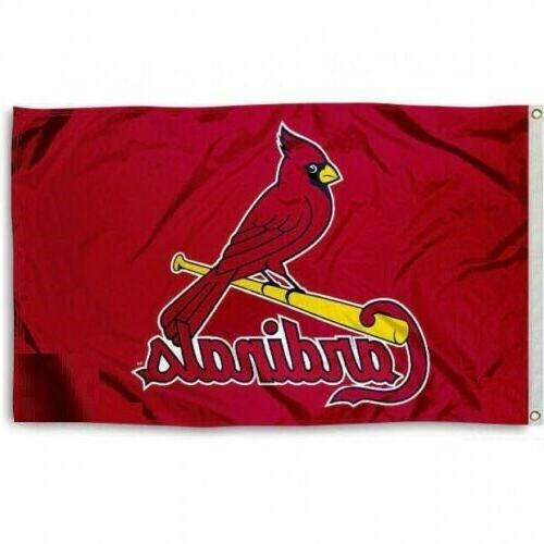 NEW Cardinals MLB Large 3x5 Banner FREE