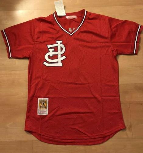 ozzie smith st louis cardinals 1 jersey