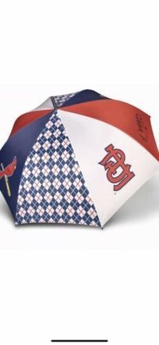 presale st louis cardinals golf umbrella sga