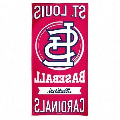 st louis cardinals 100 percent cotton 30
