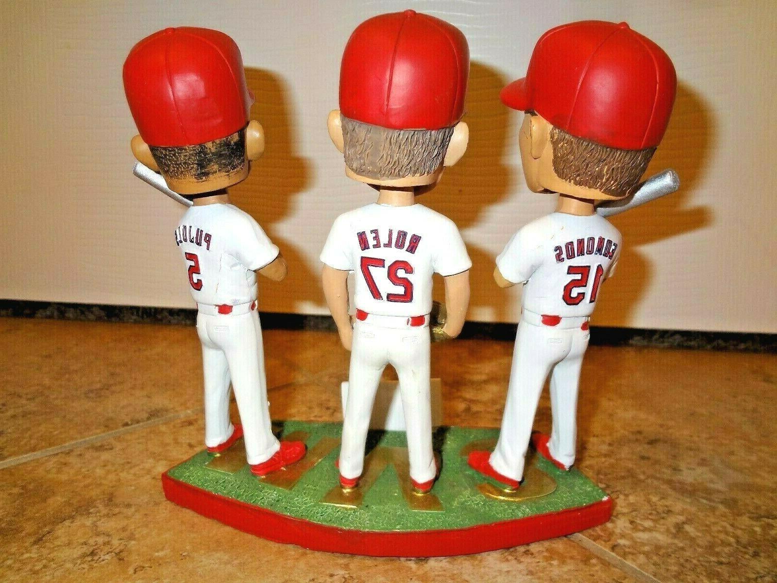 St Louis Cardinals Triple MV3 Edmonds 7-28-19