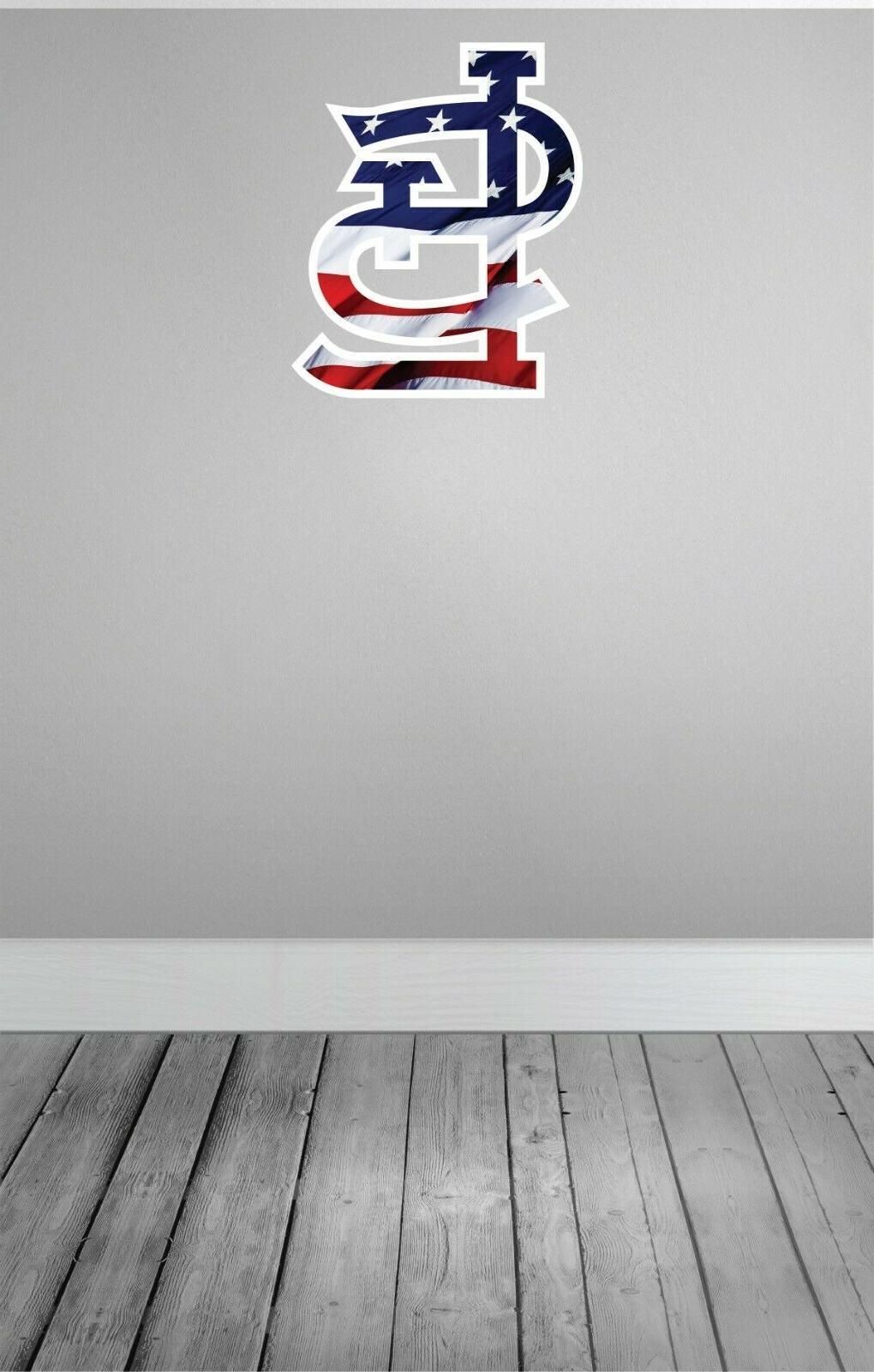 St. Cardinals PACK Cut Decal Sticker - You
