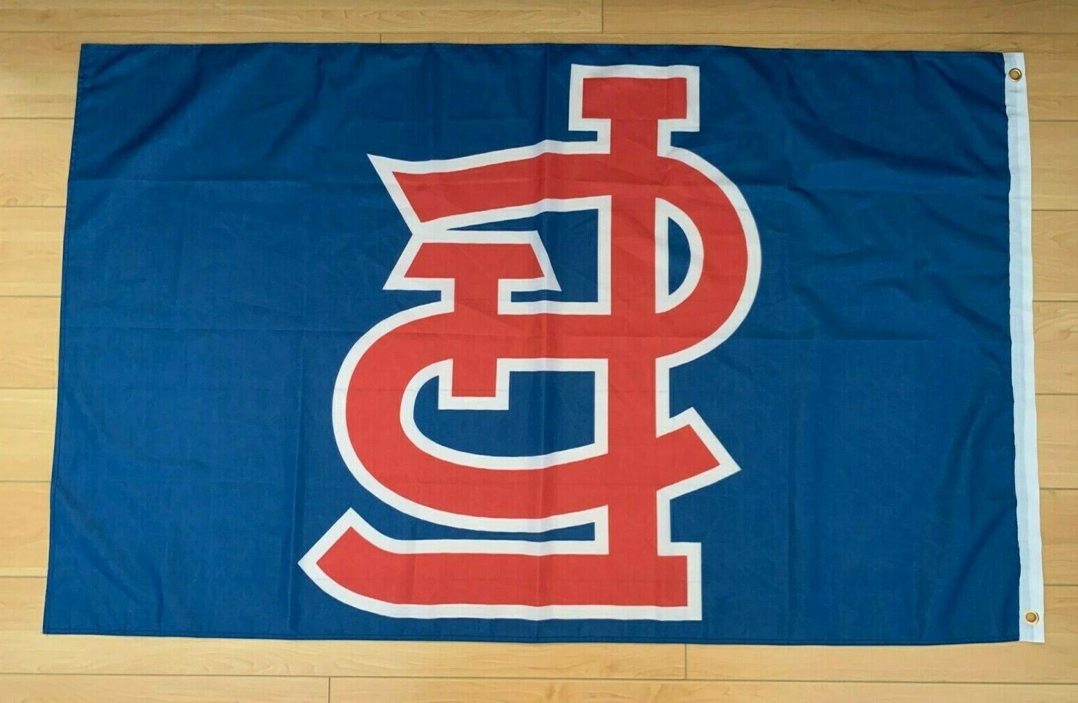 st louis cardinals 3x5 ft flag banner