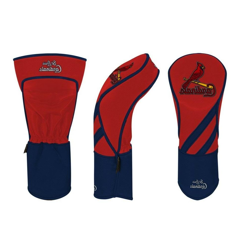 st louis cardinals embroidered fairway headcover individual