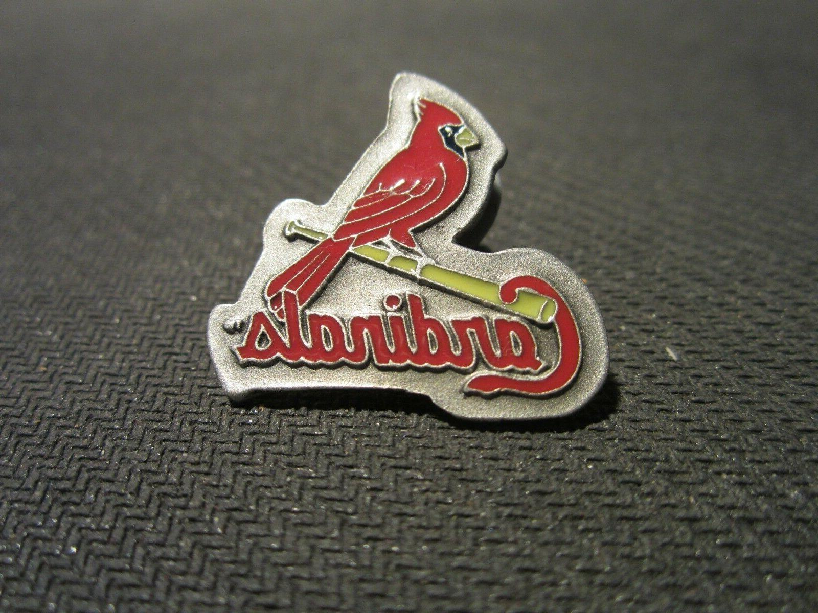 st louis cardinals logo pin new