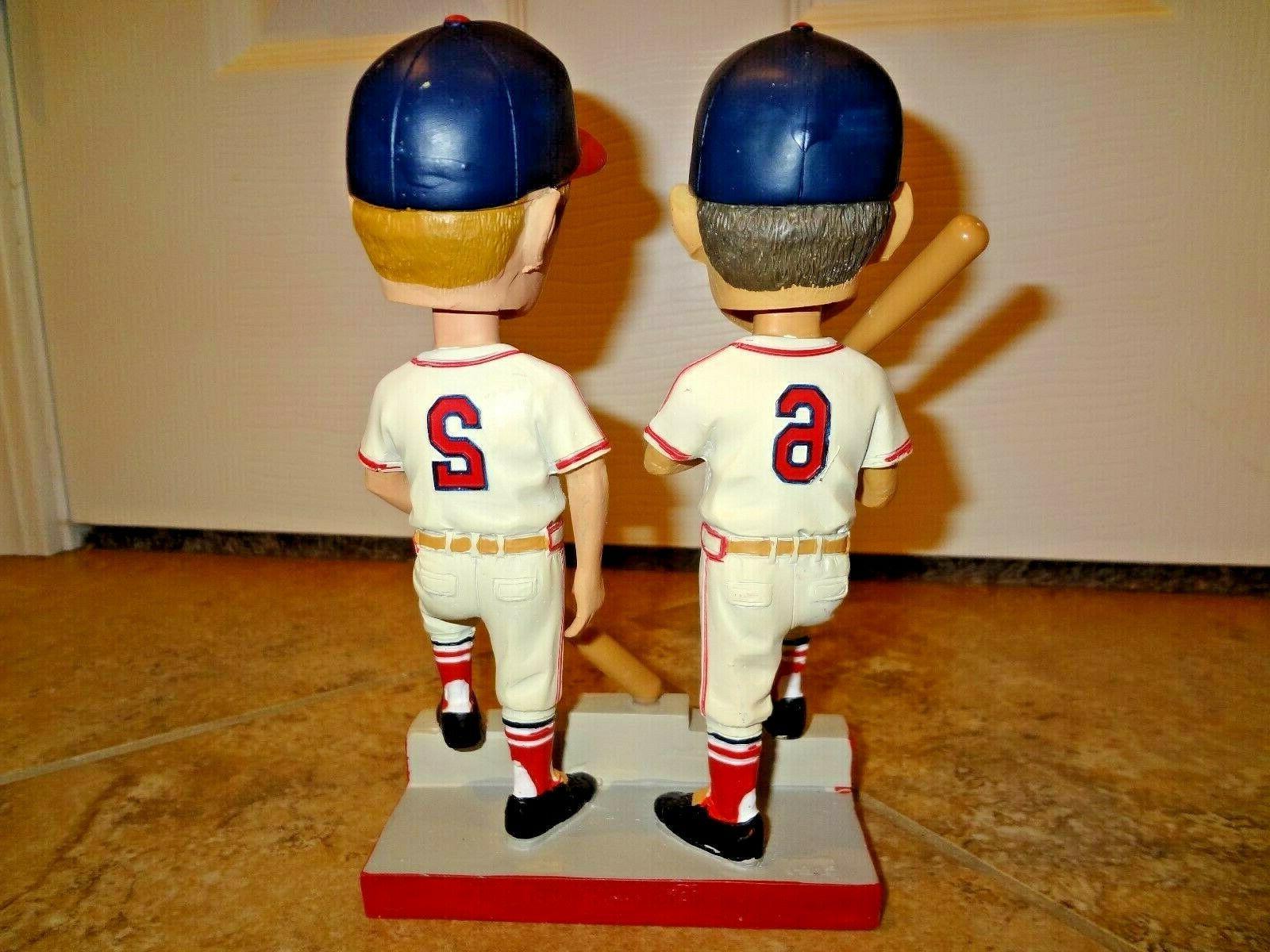 St Louis Cardinals MUSIAL Bobblehead SGA