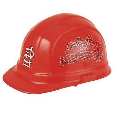 st louis cardinals team construction hard hat