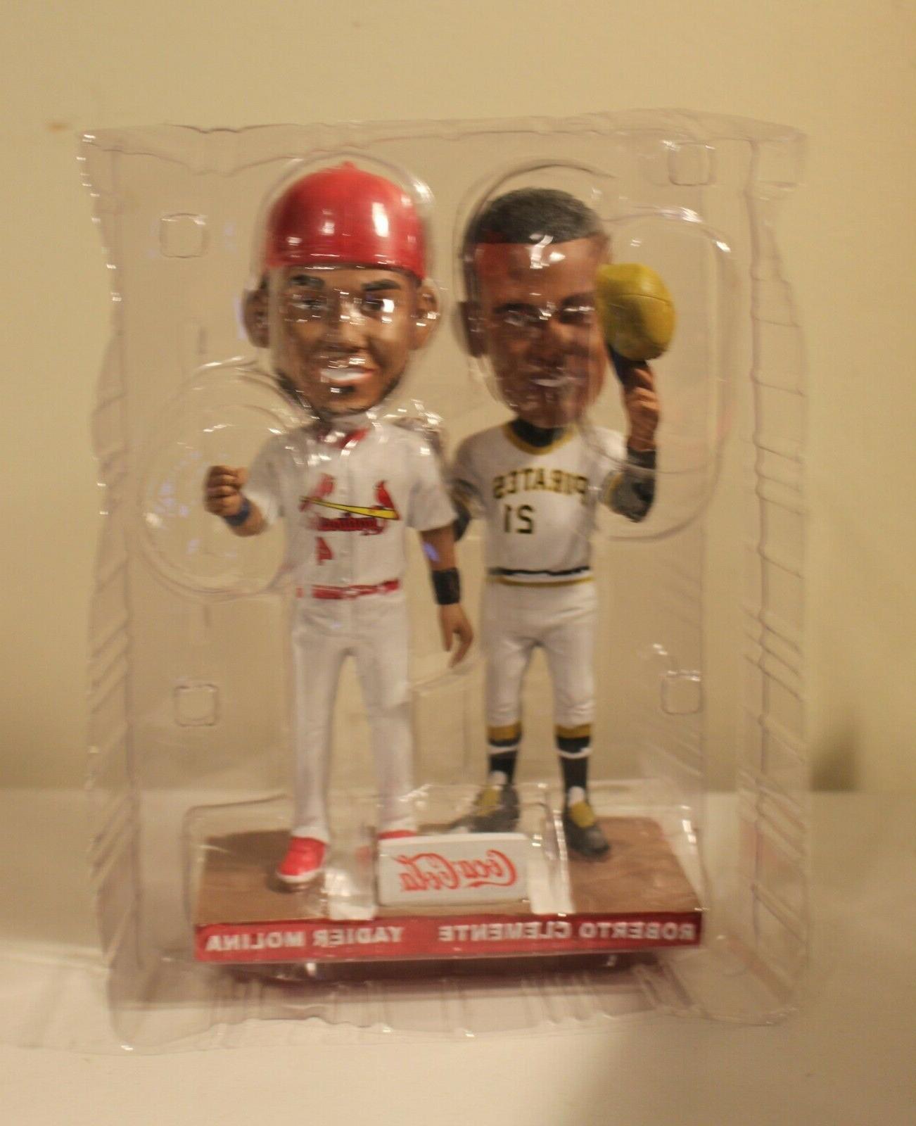 St Louis Cardinals Molina Dual Bobblehead