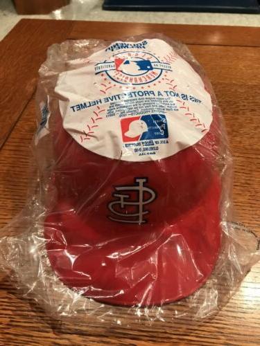 vintage full size batting helmet souvenir st