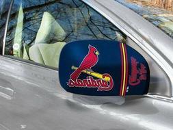 Licensed MLB St. Louis Cardinals Car Mirror Covers  - Trucks