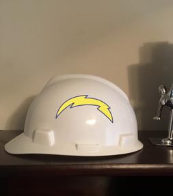 Los Angeles Chargers Pyramex  Ridgeline Cap Style Hard Hat
