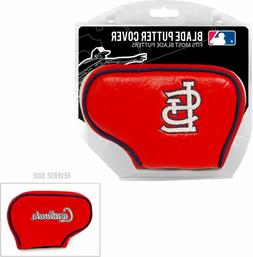 St. Louis Cardinals Blade Putter Cover - Red
