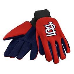 St. Louis Cardinals Official MLB One Size glove by Forever C