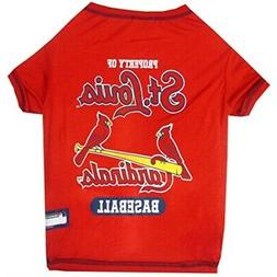 St. Louis Cardinals MLB Team Tee size: X Small