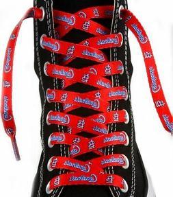 St Louis Cardinals Shoelaces