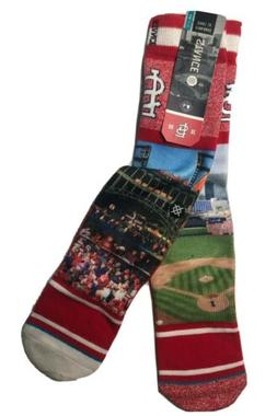 Mens Stance Socks St. Louis Cardinals Opening Day April 2006