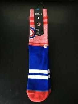Stance MLB Baseball Socks NWT CUBS CARDINALS PIRATES RED SOX