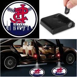 MLB Baseball St Louis Cardinals LST 2 Wireless LED Car Door