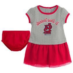 Outerstuff MLB Infants & Toddlers St. Louis Cardinals Dress