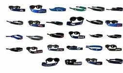 MLB Neoprene Sunglass Strap Holder NEW Choose Your Team Logo