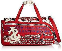 MLB St Louis Cardinals Historical Art Duffle Bag