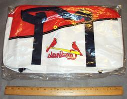 New In Package MLB St. Louis Cardinals Kids Club Duffle Bag