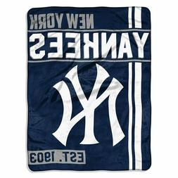 New York Yankees - MLB - Walk Off Super Plush Throw Blanket
