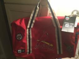NWT St. Louis Cardinals Small Gym/duffle Bag