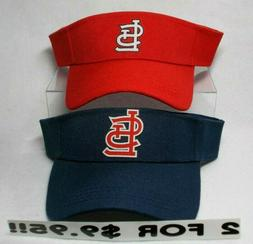 Read Listing! St. Louis Cardinals Heat Applied Flat LOGOS on